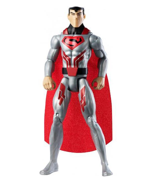 Justice League Steel Suit Süperman FCP61
