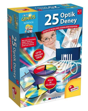 25 Optik Deney