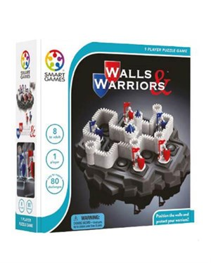 +8 Yaş Walls and Warriors Eğitici Oyuncak