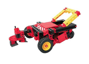 Fischertechnik Fischer Tech Advanced Road Sweepers Lego