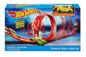 MATTEL HOT WHEELS KOPEKBALIGI TUZAGI &