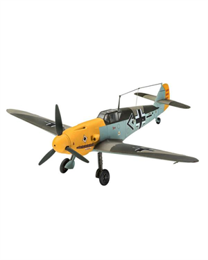 Revell Messerschmitt Bf109 F-2 Model Uçak Maket