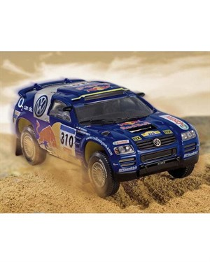 Revell VW Race Touareg Model Araba