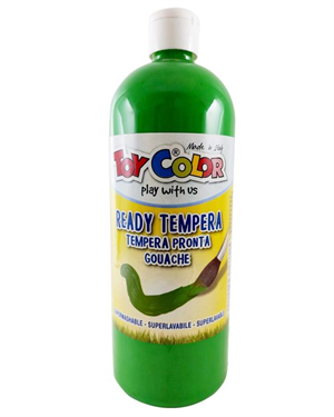 Toy Color 1000 ml Guaj Boya Parlak Yeşil