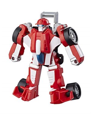 Transformers Fire Bot Rescue Bot Academy E0146