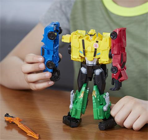 Transformers Rıd Ultra Bee