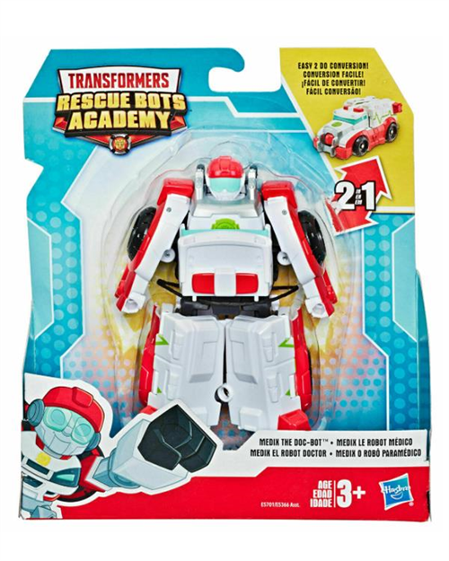 Transformers Rescue Bots Medix The Doc Figür E5701